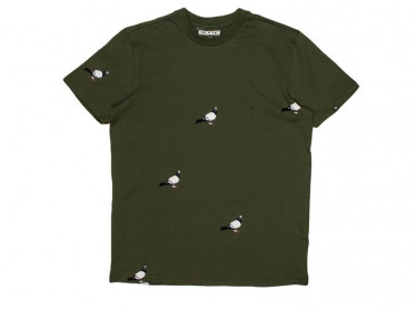 ALL OVER PIGEON TEE