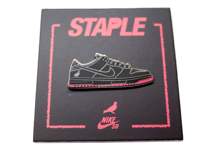 STAPLE X NIKE SB PIN