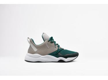 ASYMTRIX MESH F-PRO90 MOON GREY GARDEN GREEN-M