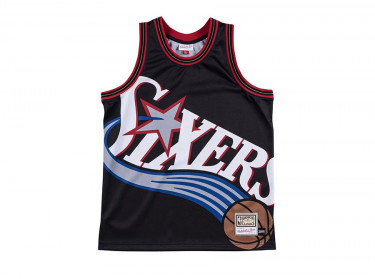 NBA BIG FACE JERSEY 76ERS