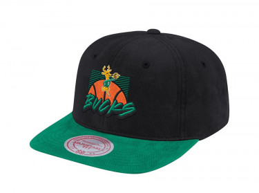 NBA RETRO STACK DEADSTOCK SNAPBACK HWC