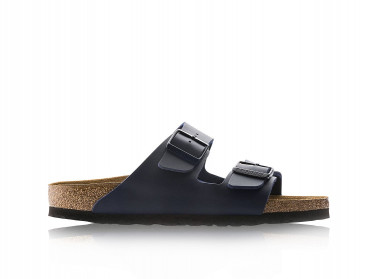 Mens Arizona Birko-Flor Sandals (Blue)