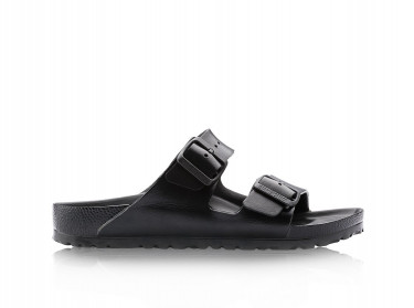 Mens Arizona Eva Sandals (Black)
