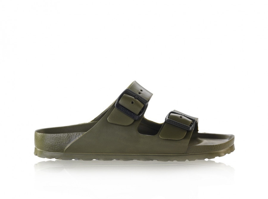 Mens Arizona Eva Sandals (Khaki)