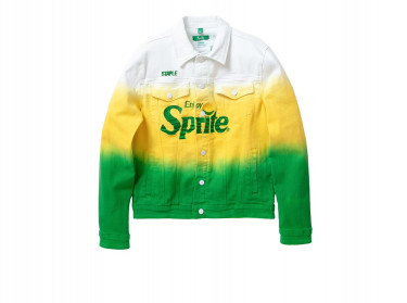 Enjoy Sprite Denim Jkt