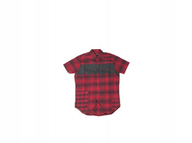 S/S Hunter Flannel Shrt