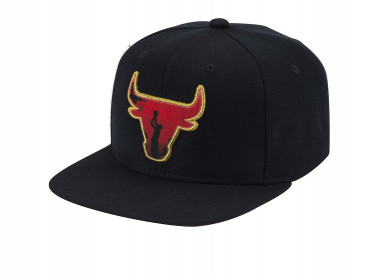 Mitchell & Ness Mens 6HSSMM19031-CBUBLCK Lookout Snapback Accessories
