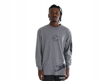 Nu X Staple L/S Tee Mens